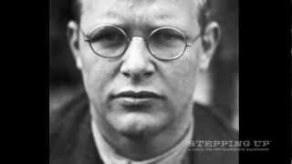 Dietrich Bonhoeffer: Anti-Nazi Resistant and Resolute Hero | Stepping Up™ Video Series