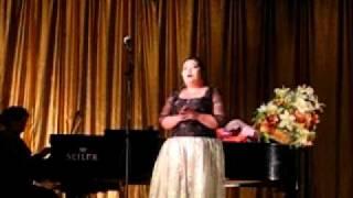 Mongolian Opera Tuvshintogtokh Nergui Toska Aria