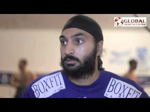 Global Sport In Colour talk England's India Tour with Monty Panesar **EXCLUSIVE**