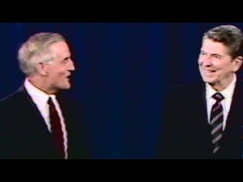 Mondale vs Reagan debate lessons
