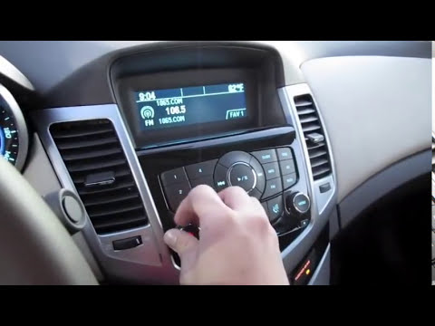 2011 Chevrolet Cruze LT Start Up, Engine, and In Depth Tour