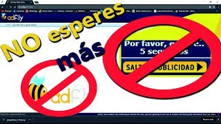 Como Quitar enlaces acortados ADF.LY (SAFEBROWSE) (HD)