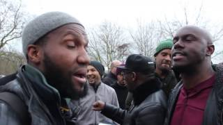 Video: Does White Supremacy exist in Islam? - SaRa vs Jamaican Muslim