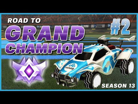 PATIENCE IS KEY | MY SILVER TEAMMATE HITS THE PERFECT PASS | ROAD TO GRAND CHAMP #2