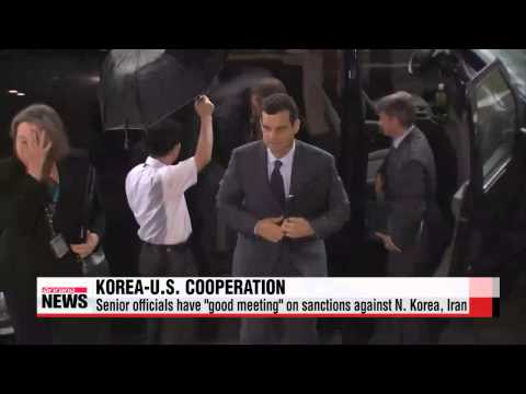 Washington seeks support from Korea on sanctions against Russia   한국 기업과 은행, 러시아
