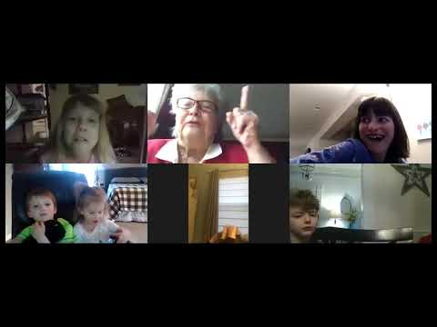 Children's Church Chat - April 1, 2020