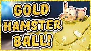 Overwatch - HAMMOND'S GOLDEN HAMSTER BALL