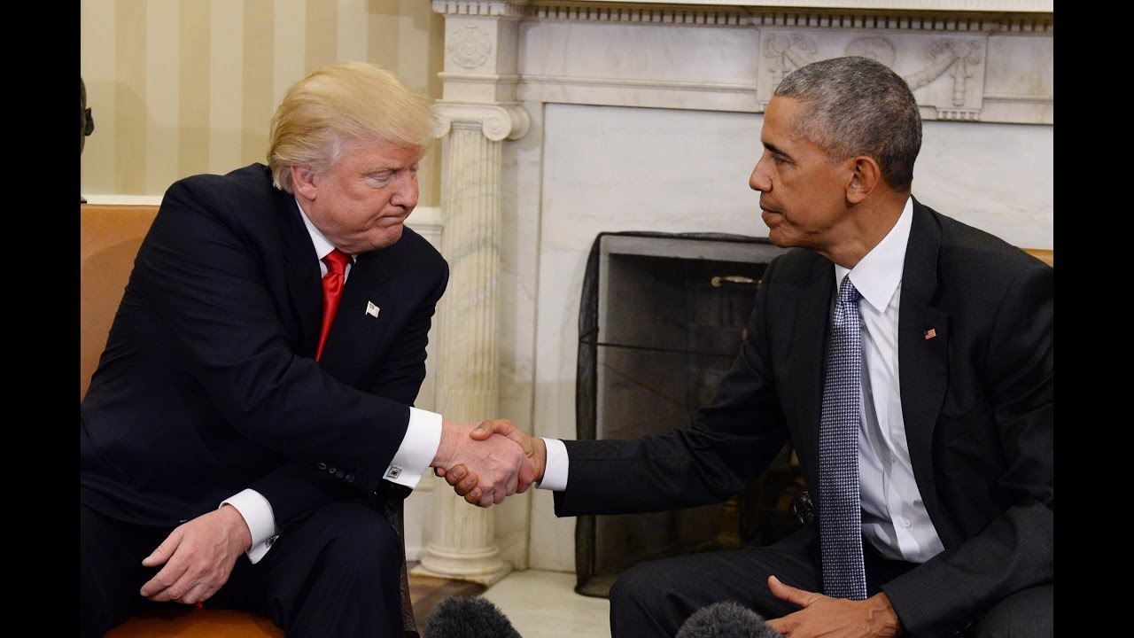 Barack Obama invites president-elect Trump to the White House