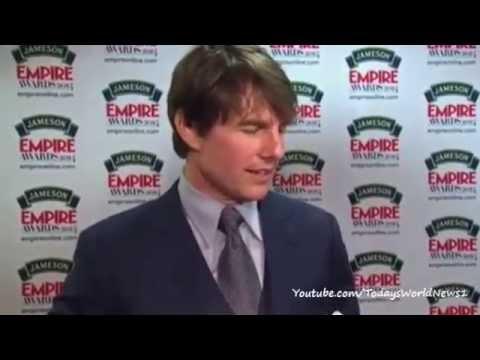 Tom Cruise becomes a film magazine 'legend'