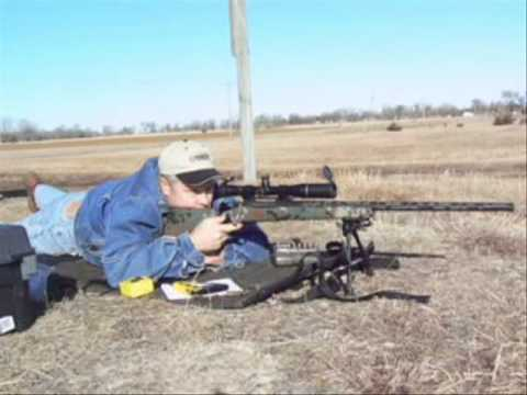 300 WSM Carbon Long-Range Hunting Rifle