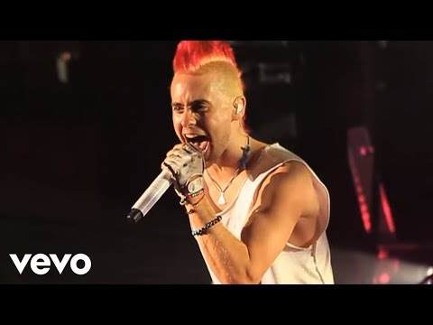30 Seconds To Mars - Closer To The Edge Music Videos