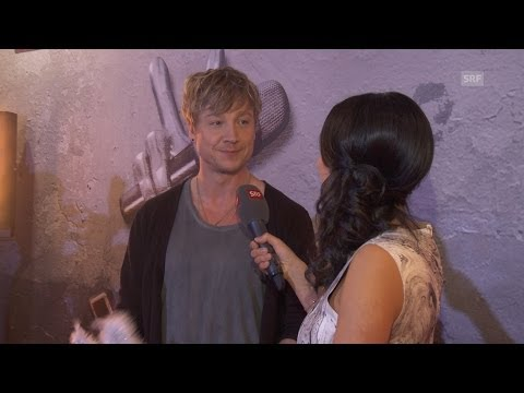 Interview Mit Stargast Samu Haber - The Voice Of Switzerland 2014 video