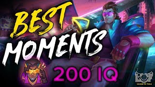 200 IQ Outplays Montage - League of Legends Plays | LoL Best Moments #153