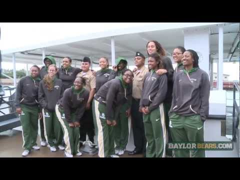 Baylor Basketball (W): Lady Bears Visit Pearl Harbor