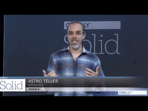 Google X's Focus on the Physical World with Astro Teller - Solid 2014 Keynote