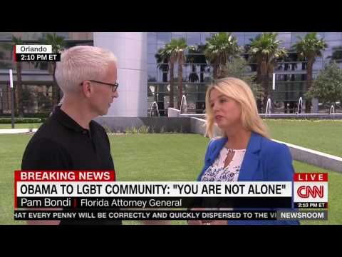 Anderson Cooper Berates Florida AG on Guns