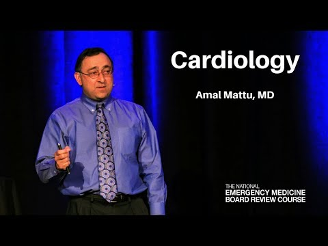 The National Emergency Medicine Board Review Course - Cardiology