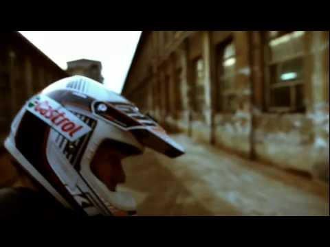 Rok Bagoros - ☠ Black Industry 2011 / Ktm 125 Duke stunt riding