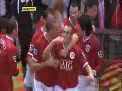 Henrik Larsson 1-0 Aston Villa