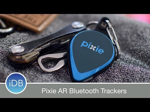 Find Your Missing Items in Augmented Reality with Pixie