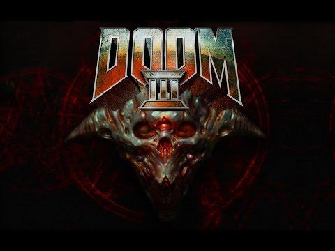 полное прохождение игры Doom 3 часть 2