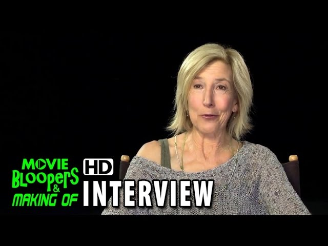 Insidious: Chapter 3 (2015) Behind the Scenes Movie Interview - Lin Shaye (Elise Rainier)