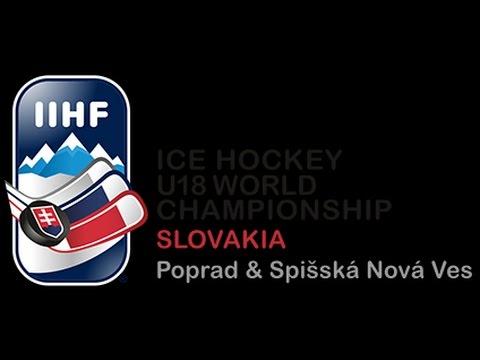Юниорский чемпионат мира 2017 (U-18) финал: США - Финляндия