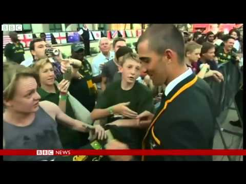 South African rugby's race struggle   BBC News