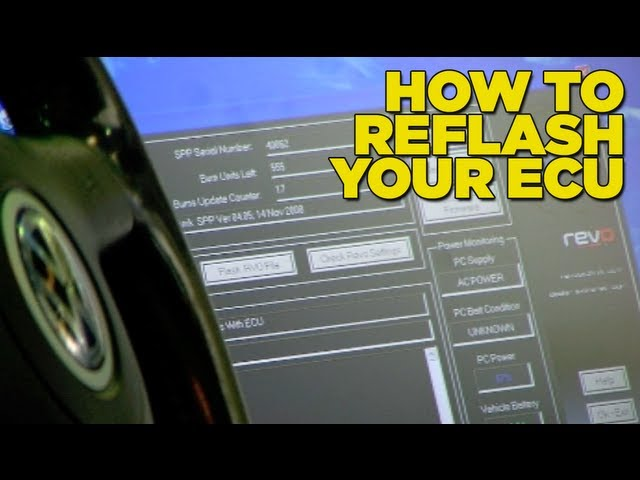 How To Reflash Your ECU - YouTube