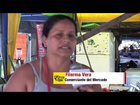 Microinformativo Yo Soy de Chone - Trabajos del nuevo Mercado