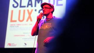 Institut Pierre Werner - Poetry Slam - PoiSon d