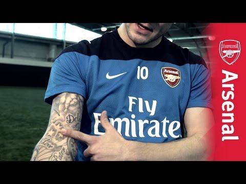 Arsenal Ink: Jack Wilshere