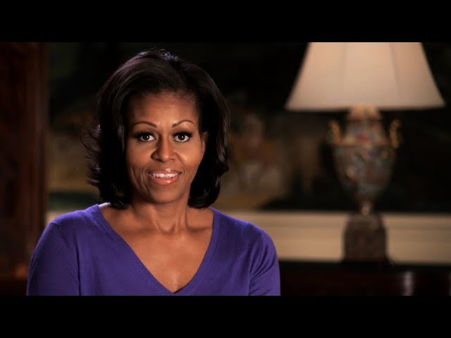 First Lady Michelle Obama: Get Out the Vote and Confirm Your Polling Place