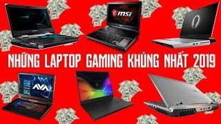 Những Mẫu Laptop Gaming Khủng Nhất Năm 2019