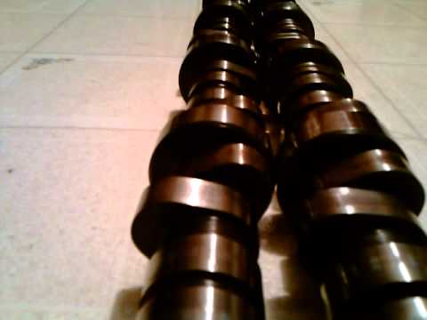 Camshaft difference .542 to .444 5.0 ford