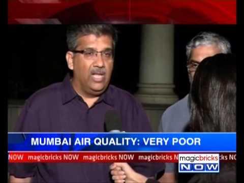 The News – Breathing toxic air in Mumbai