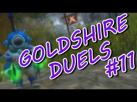 """PYRDAZ IS OP"" GOLDSHIRE DUELS EP11! FERAL DRUID 1v1 PvP (WORLD OF WARCRAFT LEGION)"