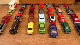 Various Cars For Kids Driving Video || Toy Cars forming Lines