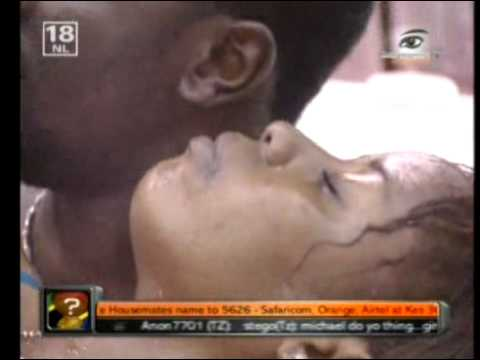www.hassbaby.blogspot.com Big Brother Africa Amplified   Bhoke and Ernest Get Steamy2.flv thumbnail