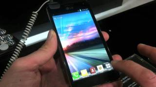 LG Optimus 4X HD @ MWC 2012 - DDay.it