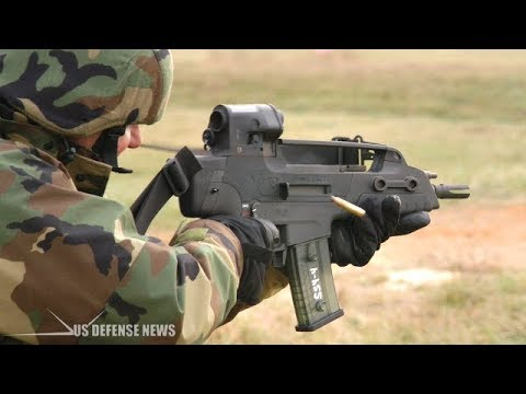 This Is What Became of the Army's Futuristic M-16 Replacement Rifle