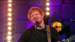 Download Lagu Ed Sheeran - Thinking Out Loud - RTL LATE NIGHT Gratis STAFABAND