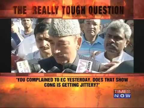 The Really Tough Question: Ghulam Nabi Azad