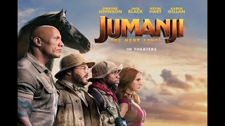 JUMANJI: THE NEXT LEVEL Movie Review - Dwayne Johnson, Kevin Hart, Awkwafina
