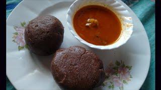 ragi mudde in kannada| how to make Finger millet ball