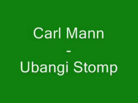 Carl Mann - Ubangi Stomp.wmv