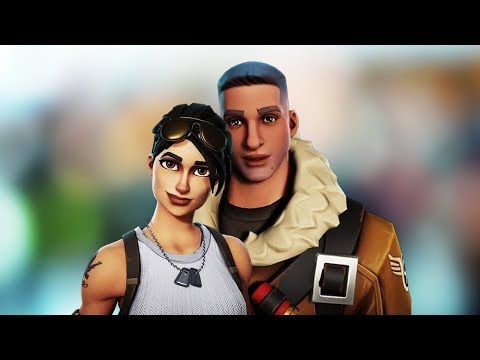 THE STORY OF RAPTOR - Fortnite Short Film