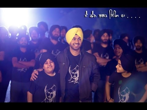 Fan Bhagat Singh Da - The Making video