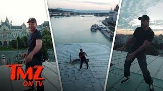 Will Smith's In My Feelings Challenge The Best Yet | TMZ TV