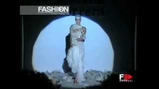 """""""Marella Ferrera"""" Autumn Winter 1998 1999 Rome 6 of 8 Haute Couture woman by FashionChannel"""